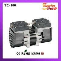 110V /220V (AC) 24L/MIN 100 W oil free diaphragm pump 3.6 bar vacuum pump TC 100
