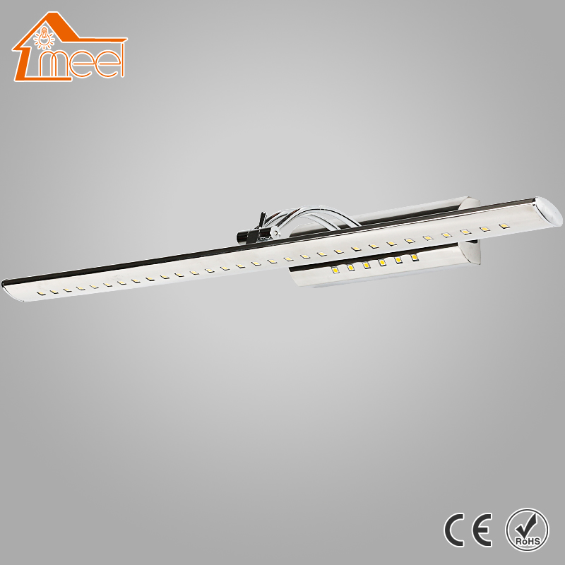 Led Mirror Front Light 7W 9W 15W LED Wall Lamp 85-265V Waterproof Mounted Acrylic Sconces Lamp Indoor Bathroom Lighting