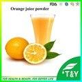 1000 г Высокой чистоты Orange juice powder с бесплатной доставкой