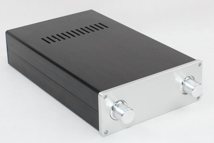 Class A amplifier case AMP Enclosure WA115 All aluminum amplifier chassis