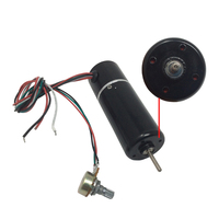 BLDC High Speed Electric Motor 24V 5000Rpm Diameter 32mm High Quality Small Electric Brushless With Adjustable Speed DC Motor