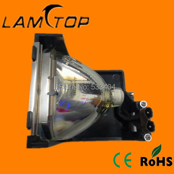 LAMTOP compatible lamp with housing  for PLC-XU60 lamtop long lifespan compatible lamp with housing np21lp for pa500x