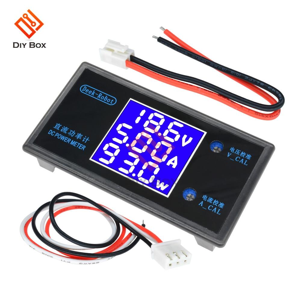 10 in 1 USB Digital Power Meter Tester Multimeter Current Voltage Monitor DC