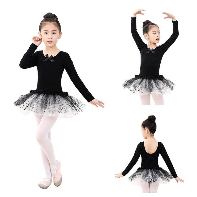 ranrann Kids Girls Sequins Sleeveless Mock Neck Keyhole Back Ballet Dance Ice Figure Skating Gymnastics Leotard Tutu Dress