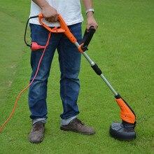 Kb350 hogar podadora eléctrica cortadora de hierba cortadora de césped cortar las malas hierbas máquina AC cortadora de césped