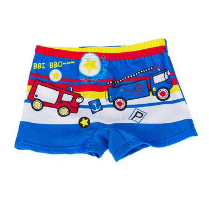 Baby Boy Swimming Trunks Print Cartoon Bathing Suit Children Swim Shorts Kids Toddler Beach Swimwear Pool Shorts