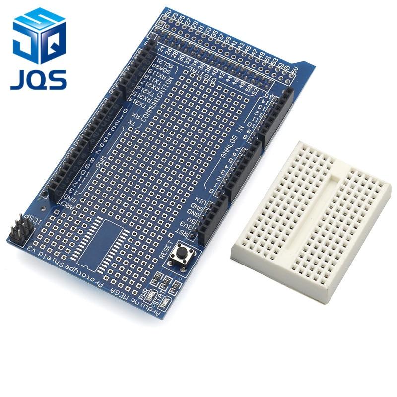 Prototype PCB Protoshield DIY UNO R3 Mega 1280 2560 328 Shield Board For Arduino