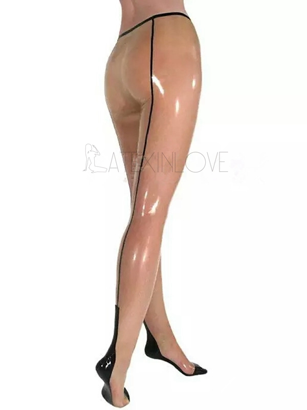 Sexy-Womens-Transparent-Latex-Leggings-Shinny-Rubber-Trousers- ...