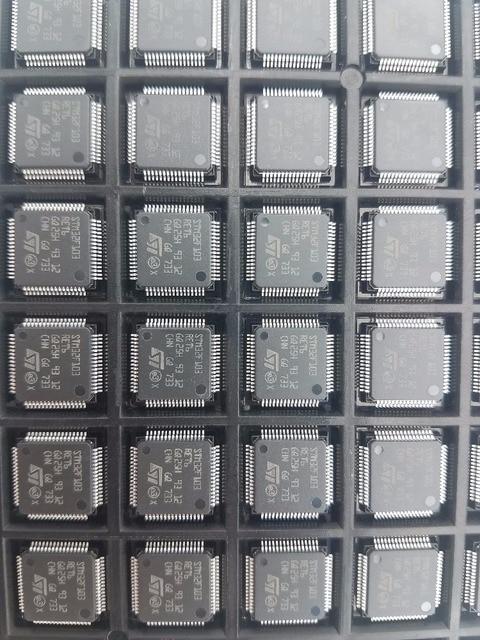 STM32F103RET6 STM32F103 MCU 32BIT 512KB בקרים ARM Cortex M3 שורת ביצועים 100% חדשים מקורית אמיתית
