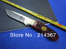 Spanish style Browning natural coloring durable blade Hunting Knife jagtkniv