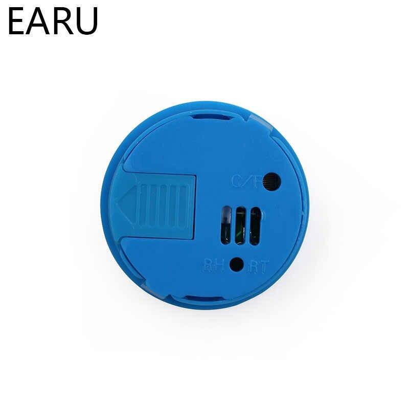 Mini LCD Digital Thermometer Hygrometer Fridge Freezer Tester Temperature Humidity Meter Detector Pet Auto Car Thermostat