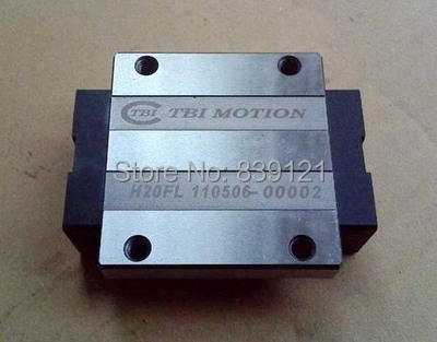 Free ship Original TBI linear guideway bearings block TRH35VN new original lh20 bearings
