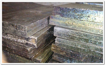 Free Shipping 16KG high pure Bismuth Metal, Bismuth ingot, Bismuth 99.99% pure Metal ingot фото