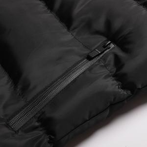 Image 5 - Wordless แขนกุดเสื้อกั๊กเสื้อแจ็คเก็ต Outwear บุรุษผ้าฝ้ายเสื้อกั๊ก Coat Thicken Waistcoat ชายฤดูหนาวเสื้อกั๊กผู้ชาย GILET Homme 6XL