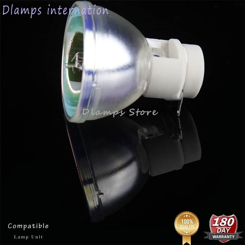 Image 2 - High quality P VIP 180/0.8 E20.8 SP.8LG01GC01 DS211 DX211 ES521 EX521 PJ666 PJ888 Projector bare lamps for OPTOMA-in Projector Bulbs from Consumer Electronics