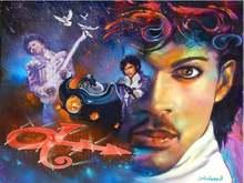 Diy 5d prince фиолетовая Алмазная картина алмазная вышивка рукоделие
