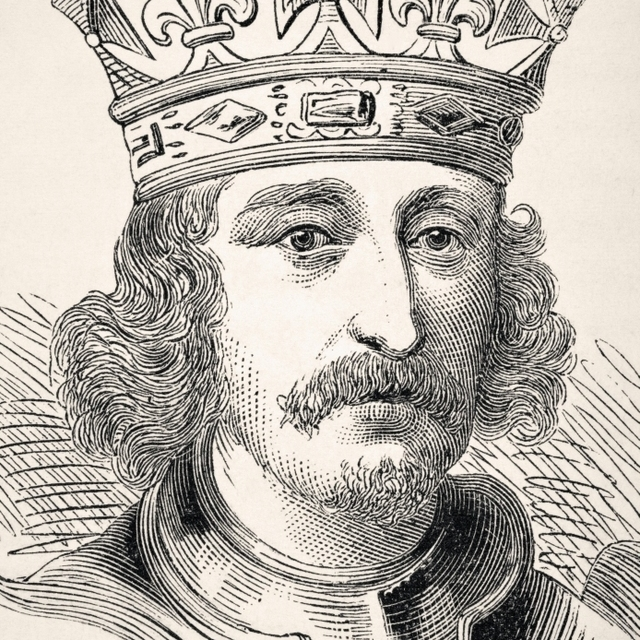Richard I Of England Known As Lionheart 1157 To 1199 From The National And Domestic History Of England By William Aubrey