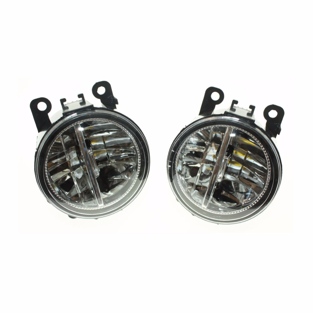 For Land Rover Freelander 2 Lr2 06 12 H11 Wiring Harness Sockets Headlamp Pontiac 2007 Wire Connector Switch Fog Lights Drl Front Bumper Led Lamp In Car Light Assembly From