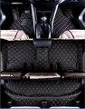 Recém & Frete grátis! personalizado tapetes especiais de piso para Mercedes Benz GL 500X164 7 assentos 2011-2006 tapetes duráveis para GL500 2009