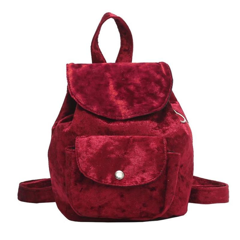xiniu Backpacks Womens Girls Cute Fashion Style Drawstring School Bags Travel Backpack Mochilas femininas  Rucksacks