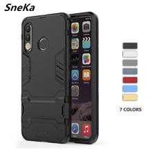 цена на P30 lite Case For Huawei Nova 4e Case Soft Silicone Hard PC Shockproof Armor 360 Protective 2in 1 Cover For Huawei P30 lite Case
