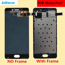 цена на 5.2 FOR Meizu Pro7 Pro 7 LCD Display Touch Screen Digitizer Assembly M792M M792H Screen Replacement For Meizu Pro 7 LCD