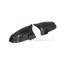 F20 Hot Selling Carbon Mirror Caps Replacement for BMW F20 F22 F23 F30 F32 F33 F36 F87 M2 X1 Replacement Carbon Mirror  M look
