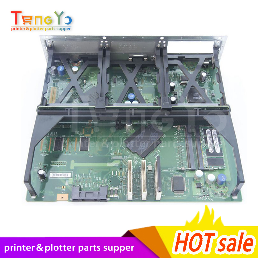 Free shipping 100% test laser jet for HP5550/5550dn Formatter board Q3713-69002 printer part on sale стоимость
