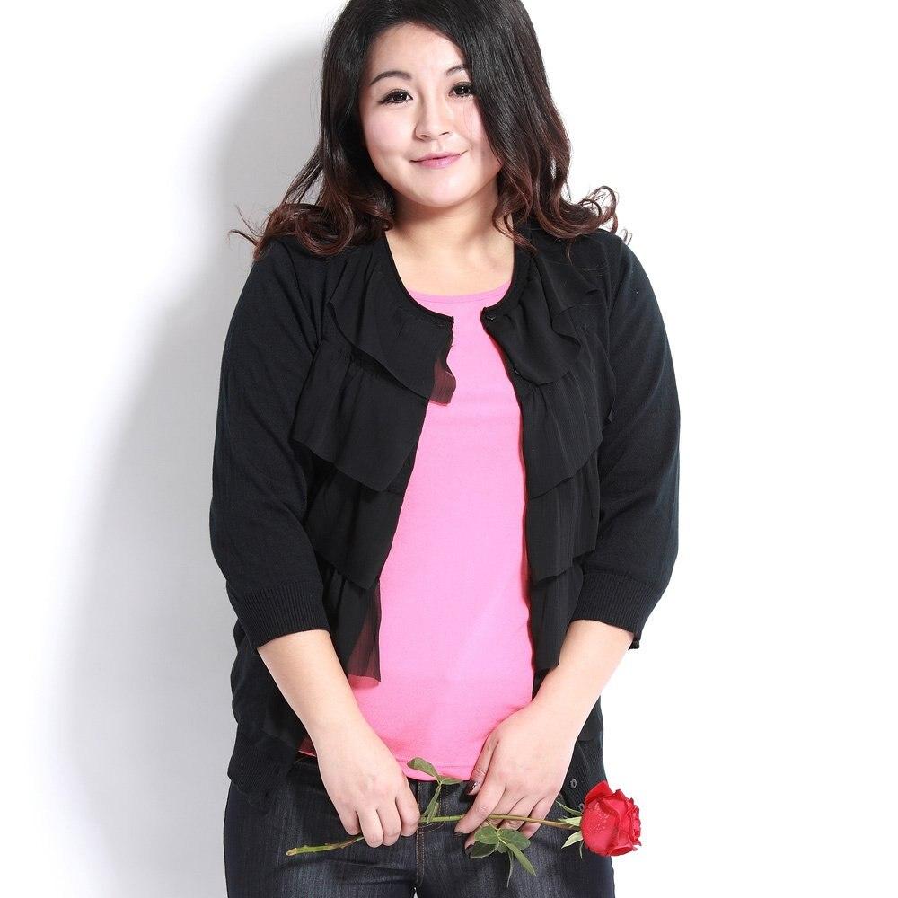 Hand knitted cardigan sweater women plus size xl xxl xxxl for Xxl 18 xxl 2012 black
