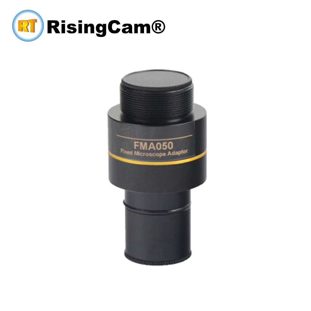 Fixed 0 5X Microscope eyepiece camera adapter with 23 2mm and C mount