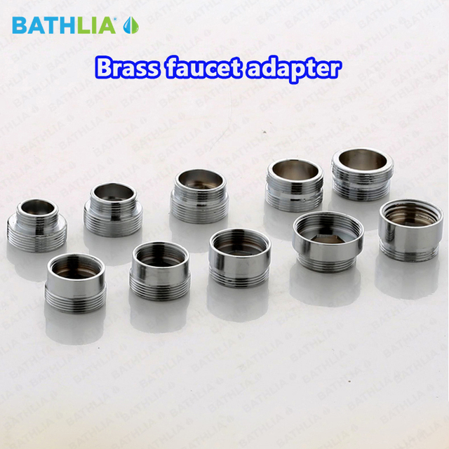 Kitchen And Garden Faucet Aerator Adapter Water Purifier