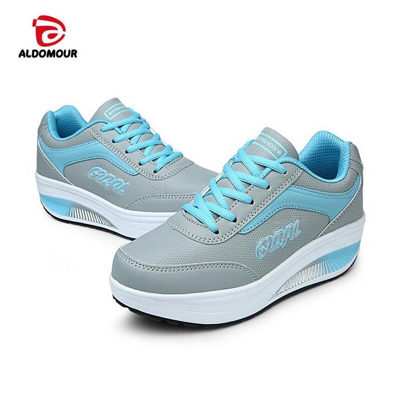 toning walking shoes