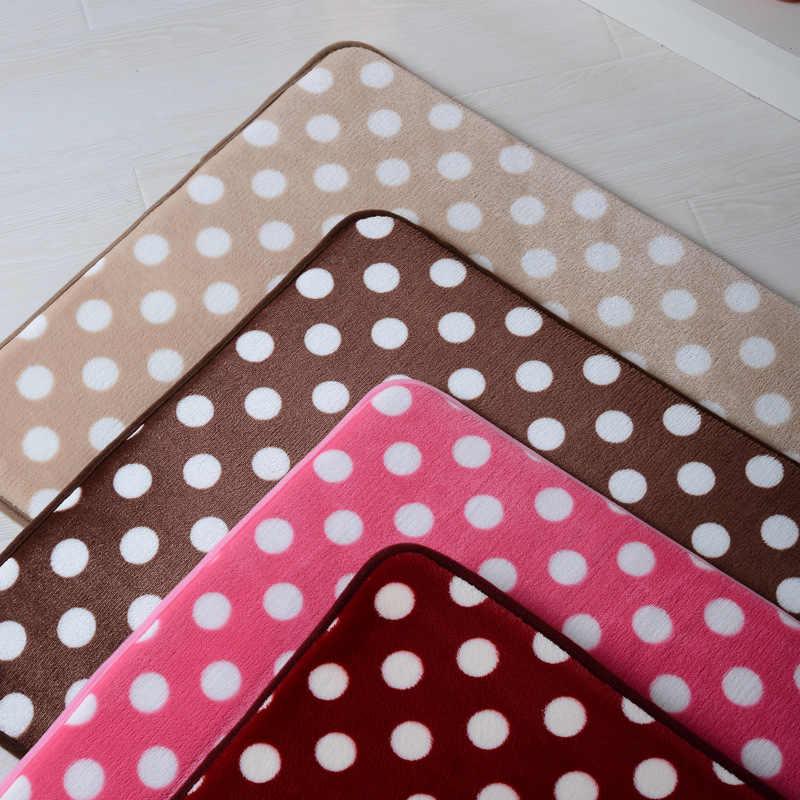 Ковровая стойка из фланелевой фарфоровой веревки, спальня фойе, Швабра, ручная стирка, грязные коврики для ковров высокого качества