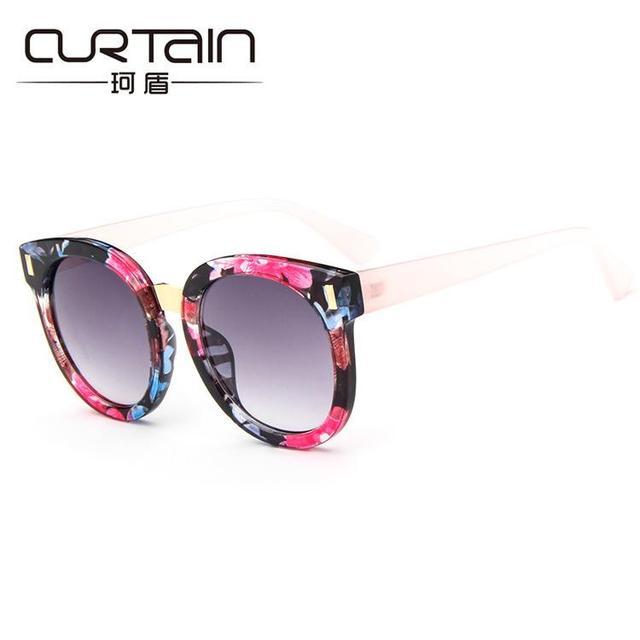 Шторы Детская мода солнцезащитных очков для мальчиков и девочек  солнцезащитные очки Пластик Frame милые крутые очки 0467f14816e