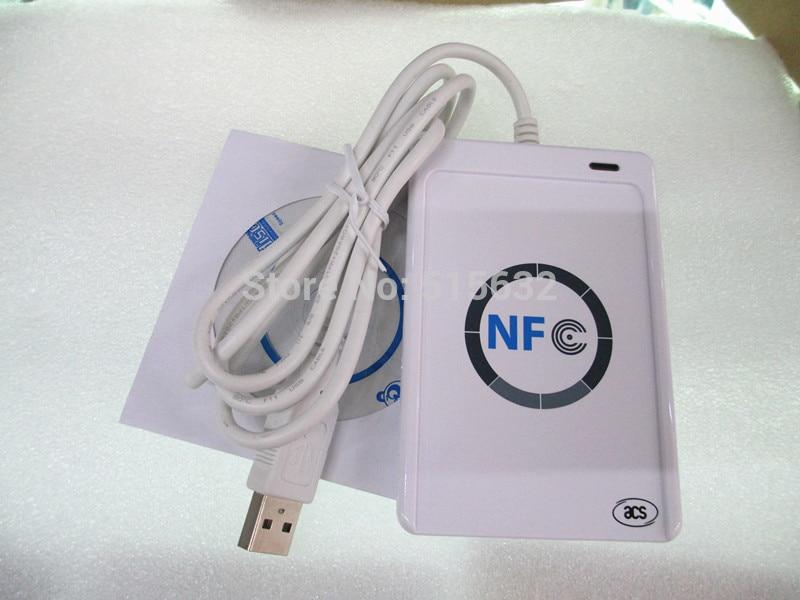 NFC Lecteur Rfid Sans Contact IC lecteur pour Android Linux Mac Windows NFC Tag IC NFC Sans Contact Lecteur de Carte
