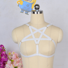 Garter Harness Bra