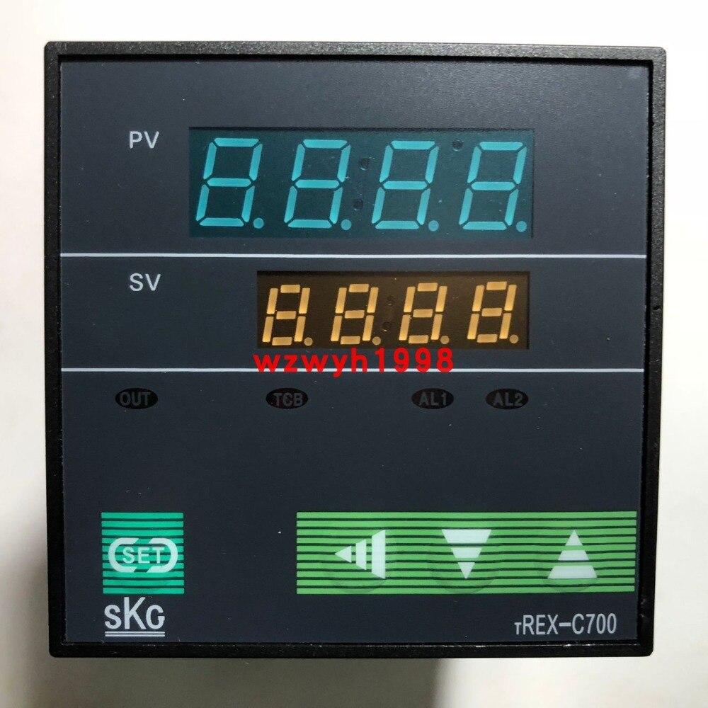 SKG high precision temperature controller SKG TREXC700 smart meter TREX-C700FK01-M*BNSKG high precision temperature controller SKG TREXC700 smart meter TREX-C700FK01-M*BN