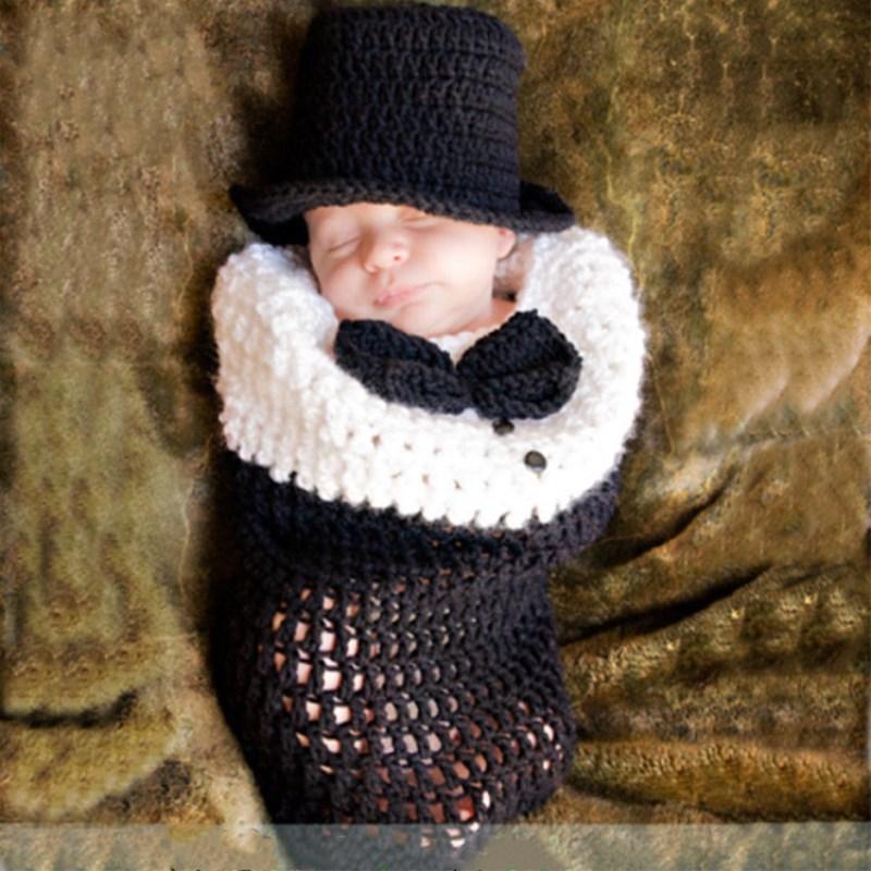 ⑧2018 recién nacido fotografía del bebé dormir saco infantil + ...