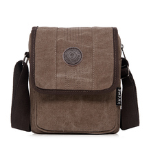 2016 Fashion Men Messenger Bag Casual Shoulder High Quality Canvas Bags