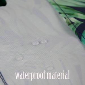 Image 5 - Neue Verbund Twill Tuch Klassische Mini Wasserdichte Krause Falten Innere Futter Einfügen Zipper Tasche für Obag O Tasche