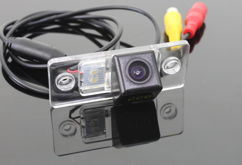 камера на skoda yeti