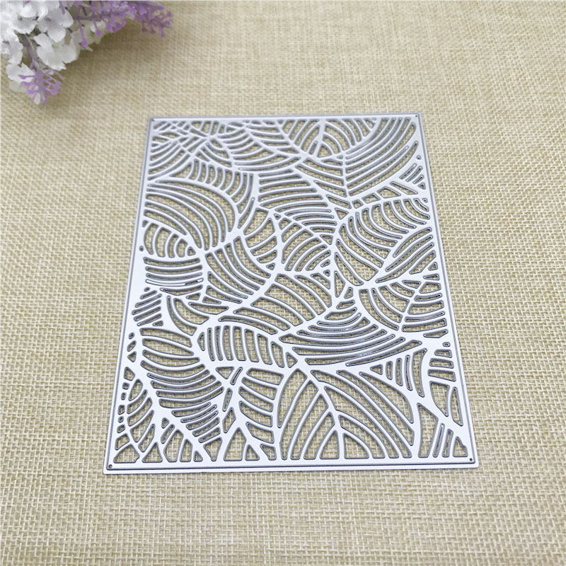 Julyarts Frame Flower Die Metal Cutting Stencil For Stamps and Scrapbooking DIY Card Making Crafts Cut Stitch
