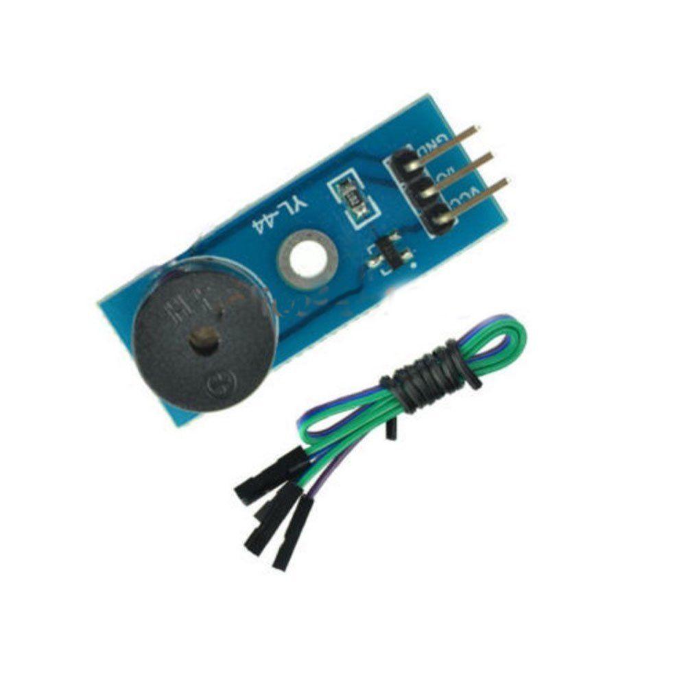 1PCS Passive Buzzer Module Alarm Sensor Beep For Arduino Smart Car