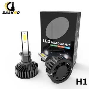 Image 2 - F2 Led Auto Koplamp Led Lamp 9006 HB4 H1 9005 H10 HB3 H4 9003 HB2 H8 H9 H11 H7 4000lm auto Lampen Mistlampen Canbus Dropshipping