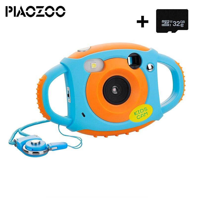Câmera de Brinquedo educacional da criança para o Menino Menina cam Criativo ShellP30 Leve Câmera Digital para o Miúdo com Silicone Macio De Proteção