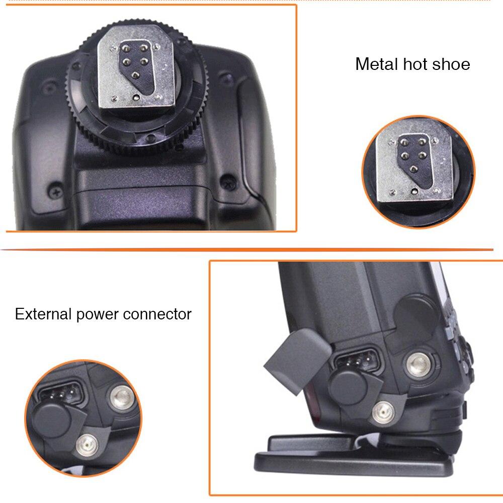 Yongnuo YN600EX-RT II TTL Flash Speedlite + YN-E3-RT Controller Voor - Camera en foto - Foto 2