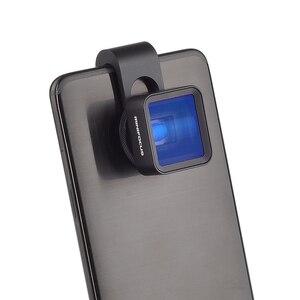Image 4 - 1.33X Anamorphic Lens, мобильный телефон, широкоформатный объектив с широкоугольной камерой для телефонов iPhone, Samsung