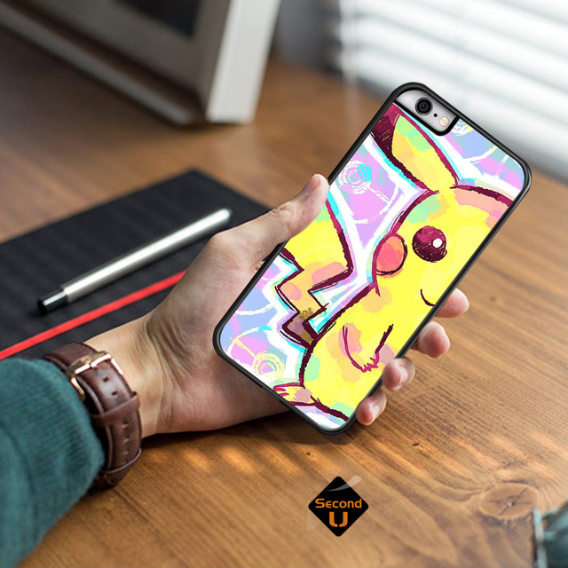 Pikachu Phone Case (Multiple Brands and Prints)