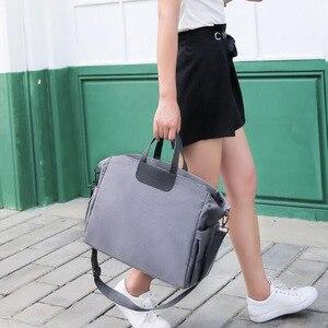 Image 5 - 2020 Diaper Bag for Mom Nappy Shoudler Messenger Bags Mother Travel Luiertas Stroller Baby Infant Organizer Nursing to care