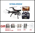 SYMA X5SW 2.4G 4CH 6-Axis RC Quadcopter RC drone  RC Toys  With HD wifi Camera free shipping